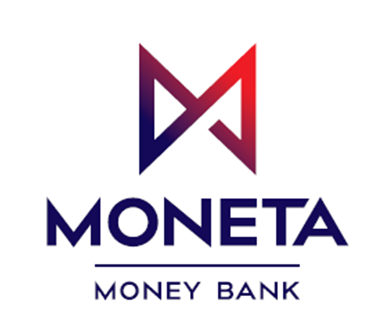 Moneta Money Bank logo